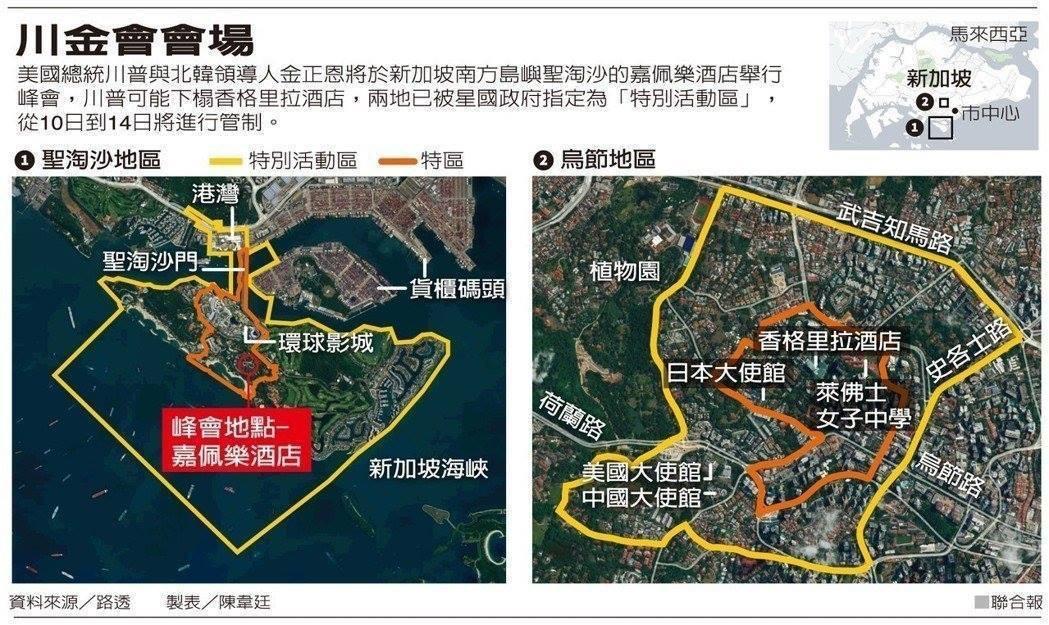 圣淘沙只有一条与新加坡连通的道路,在维安上更容易掌握;而选择殖民时期的建筑——嘉...