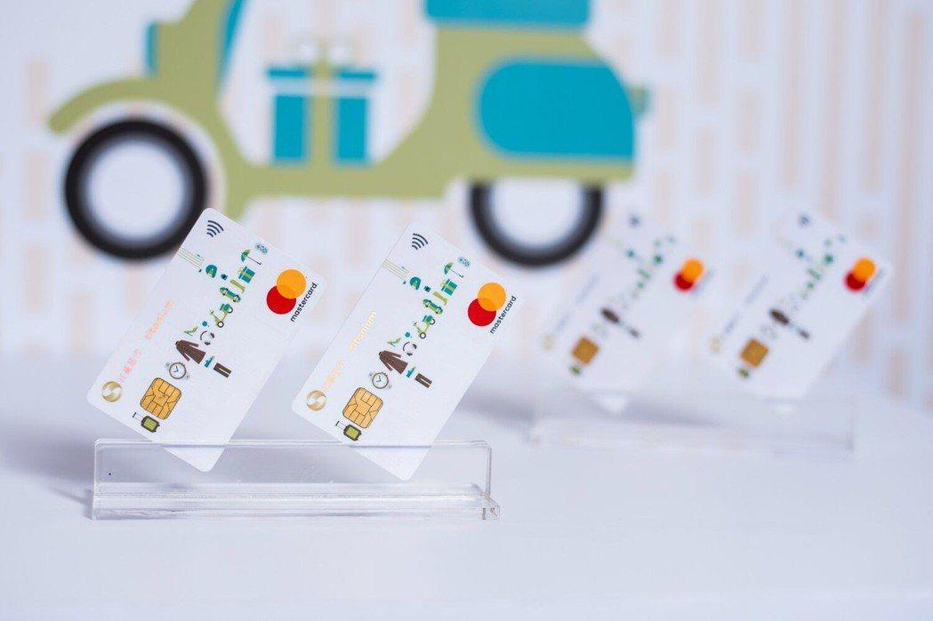 兆豐銀行說,信用卡優惠會要求卡友登錄,銀行較易掌握參加人數,也可以控管成本。 圖...