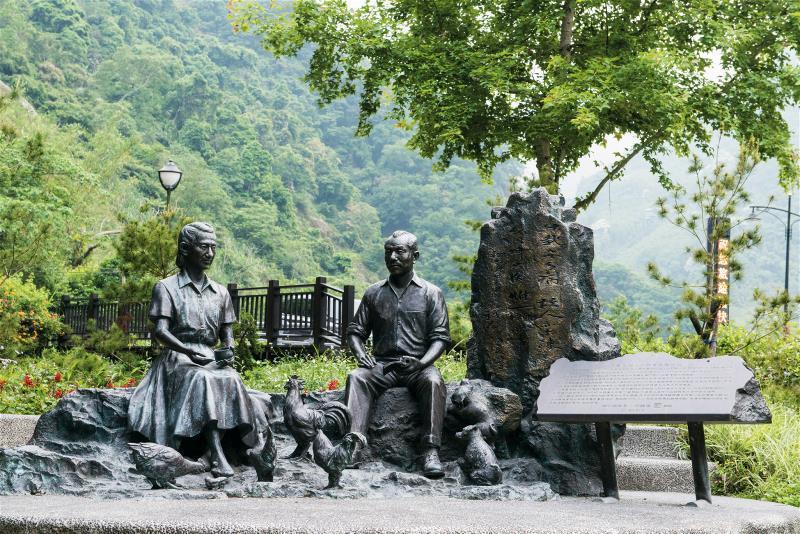 張學良與趙四小姐的恩愛仍為原住民記憶著。