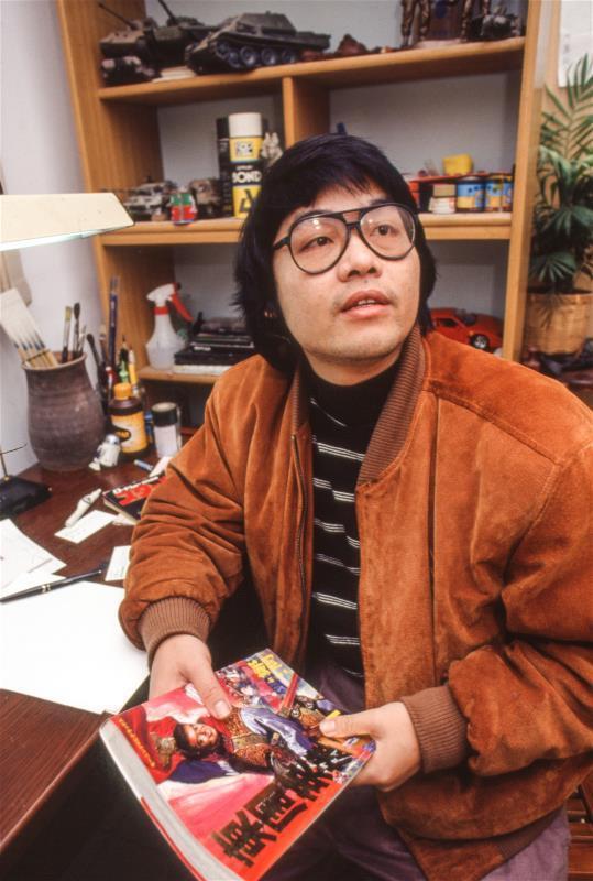 鄭問作品饒富個人風格。1992年,剛進軍日本市場不久的鄭問,接受《光華》採訪留下...