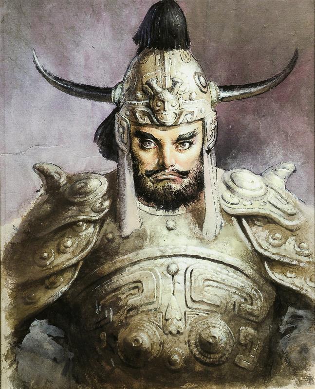 鄭問跨足電玩遊戲設計領域,他設計著重人物的神態,並透過造型傳達個性。