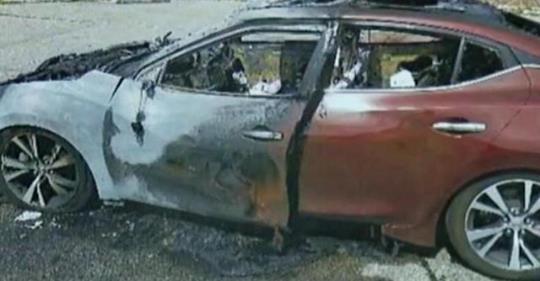 住美國密西根州底特律的一名女子聲稱,她一支放汽車杯架的三星手機突然起火燒毀了她的...