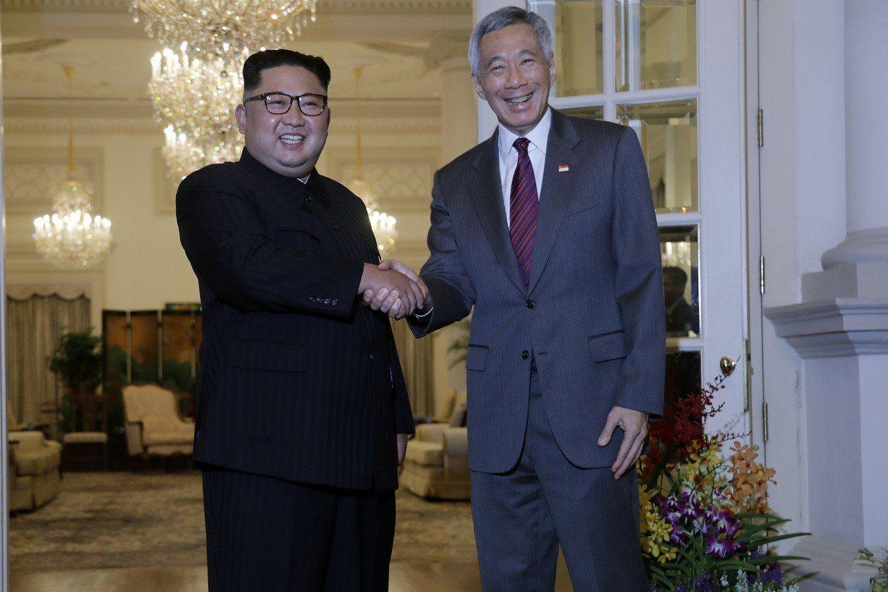 舉辦「川金會」耗資4.5億新台幣,星國總理李顯龍表示,新加坡樂意買單。美聯