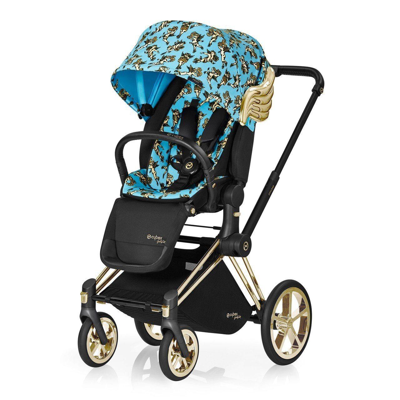 Priam Cherub推車 (座椅與車架),82,000元。圖/babyMAD...