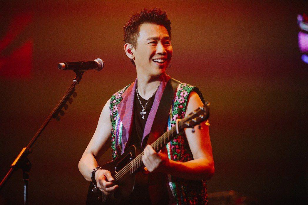 陶喆暌違10年在新加坡開唱。圖/偉大文化提供