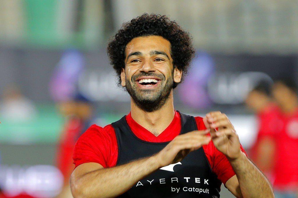 薩拉赫有信心在世足賽復出,但埃及足總可沒這麼樂觀。 美聯社