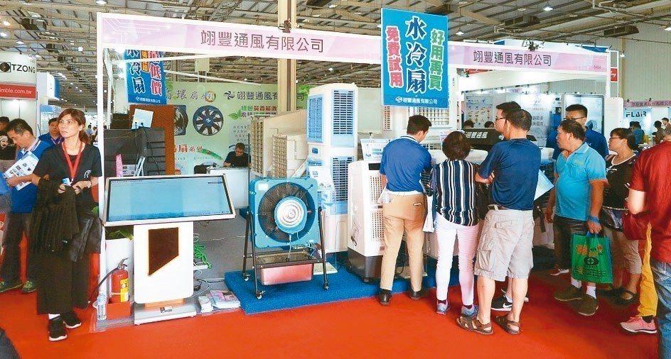 炎熱的夏天氣溫高達36℃以上,造成廠房悶熱,又遇到國內油價及電價雙漲,通風設備生...