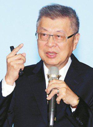 新世代金融基金會董事長陳冲 本報系資料庫
