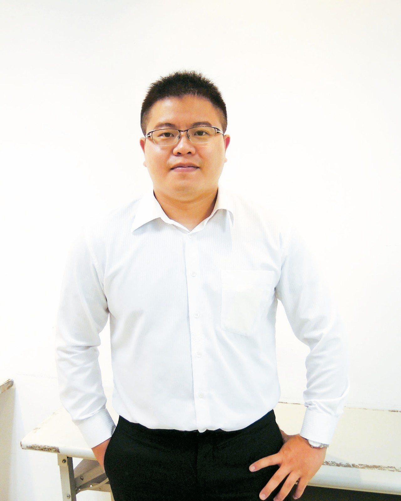 北京市國聯律師事務所律師沈杰 記者蔡敏姿/攝影