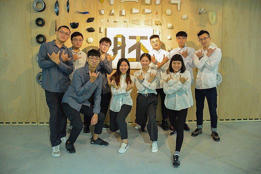中華大學工設系「胚」期末成果展於新竹邸家藝文空間展出,將領會人與自然共生的設計初...