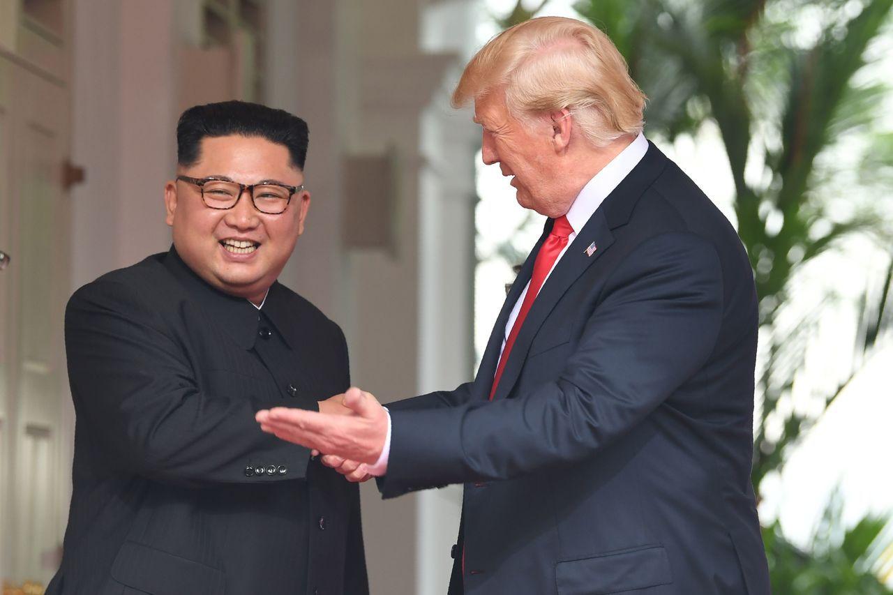 川金會談及去核、終止韓戰、關係正常化、政權安全等議題,唯獨不碰北韓人權問題。 世...