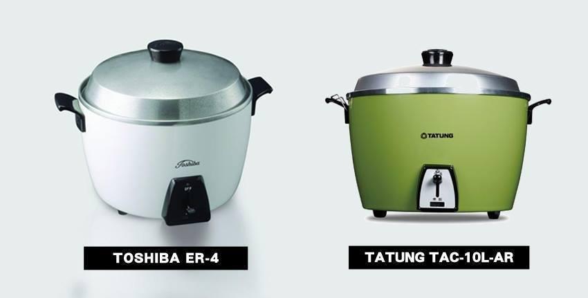 大同電鍋當年參考Toshiba電鍋設計 圖片來源/設計發浪Designsurfi...