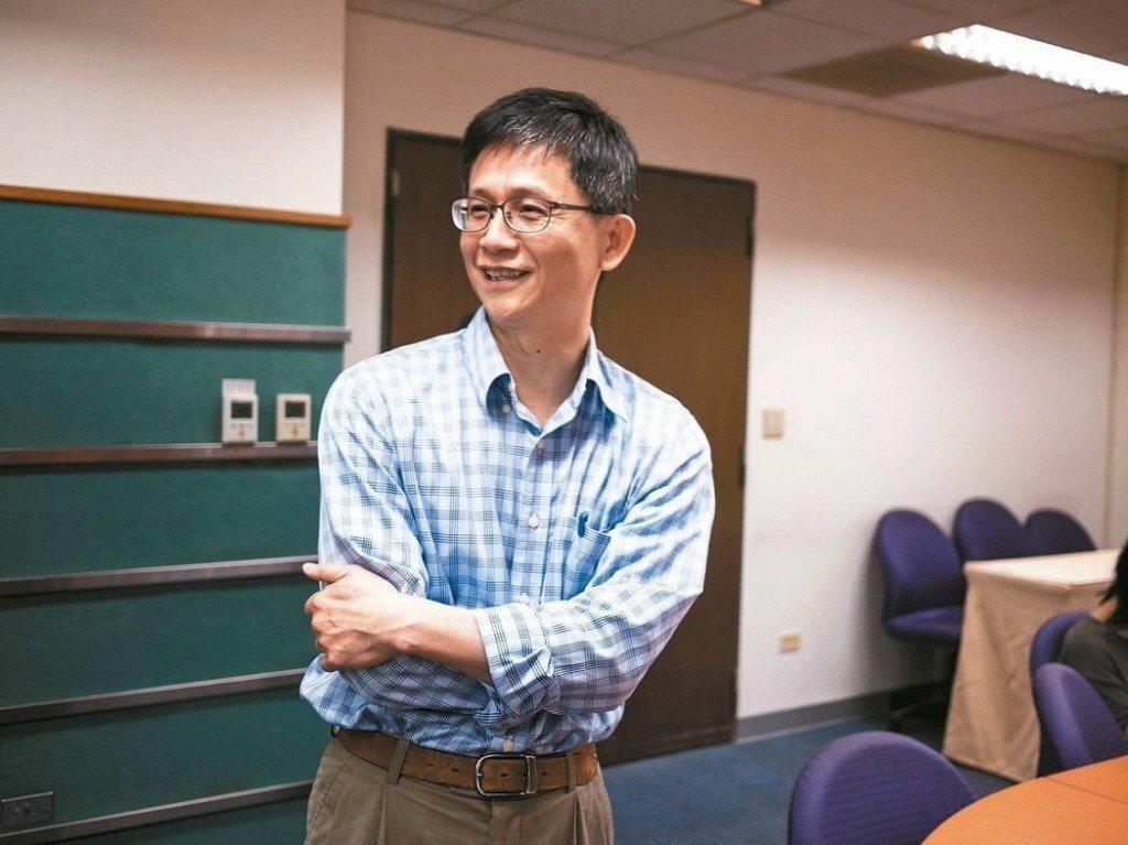 環保署副署長詹順貴。 圖/聯合報系資料照片