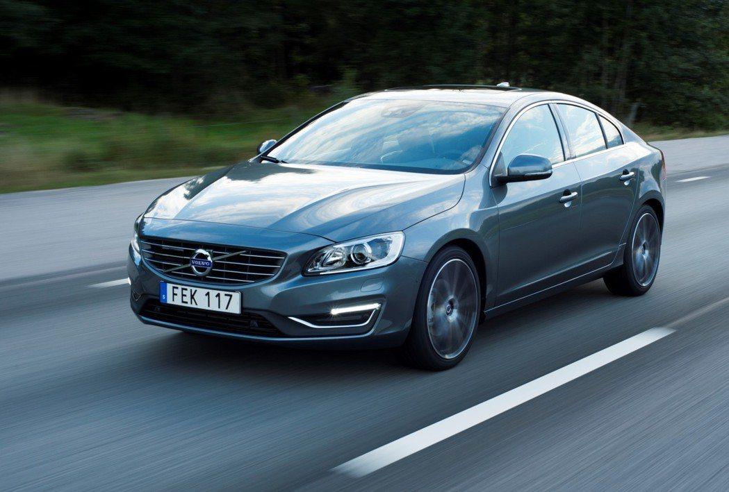 圖為現行版Volvo S60。 摘自Volvo