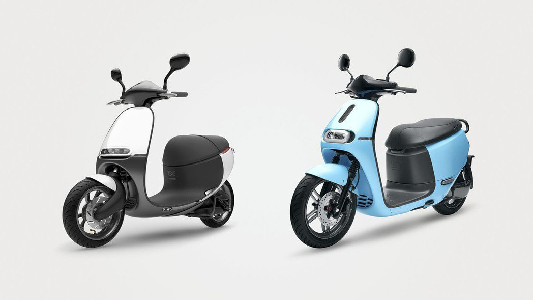 Gogoro是目前台灣電動機車市場最暢銷的車廠。 圖/Gogoro提供