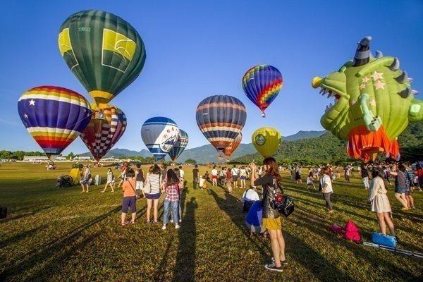 圖片來源/台灣國際熱氣球嘉年華