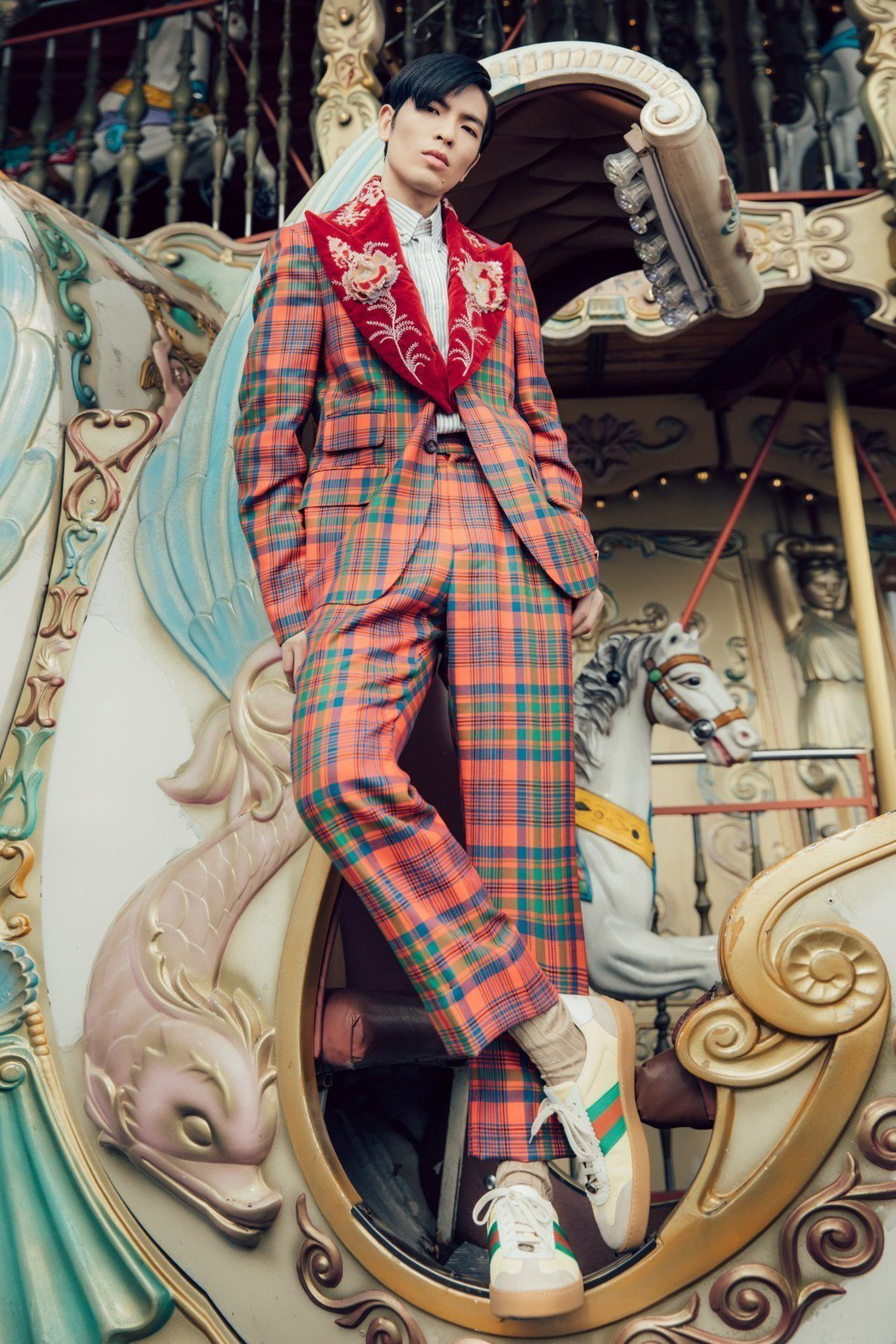 蕭敬騰新專輯「欲望反光」將於6月22日發行。圖/華納提供