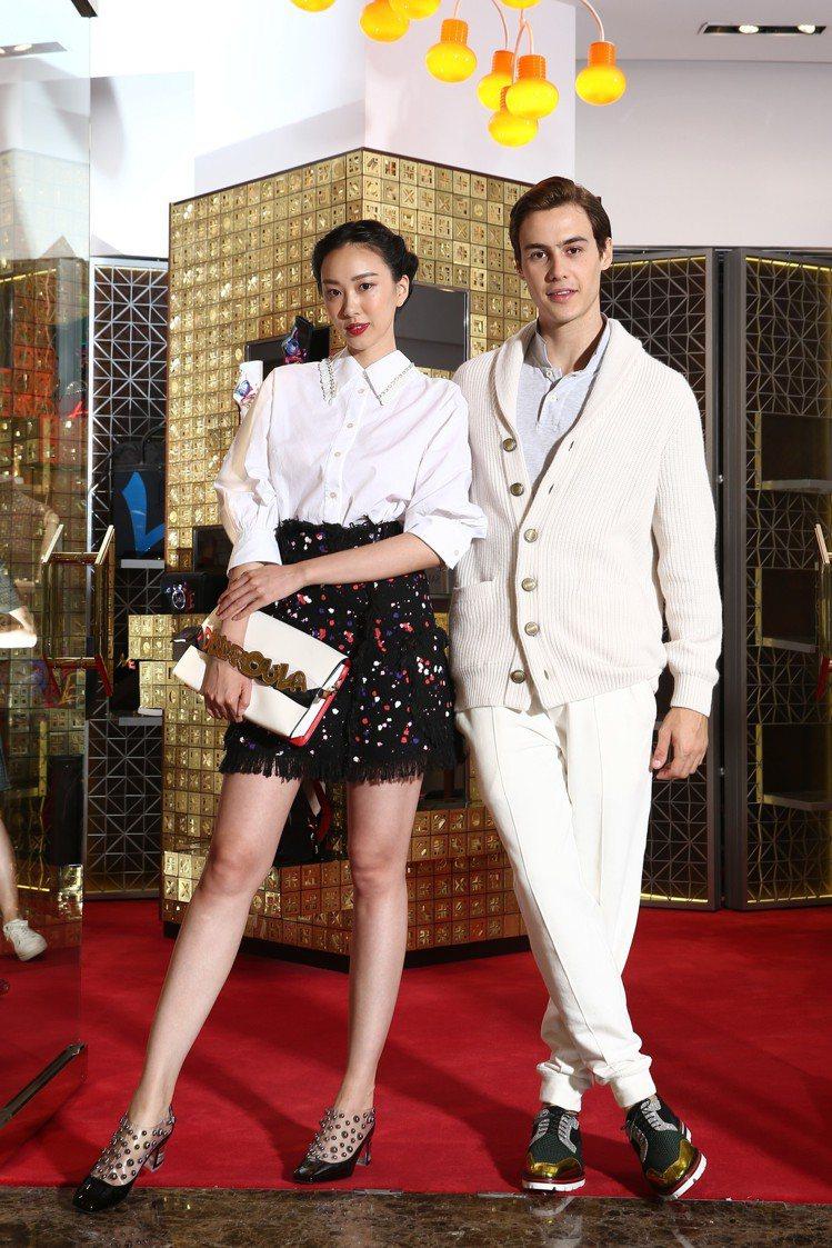 Christian Louboutin發表秋冬系列男裝Simon鞋款、女裝Spa...