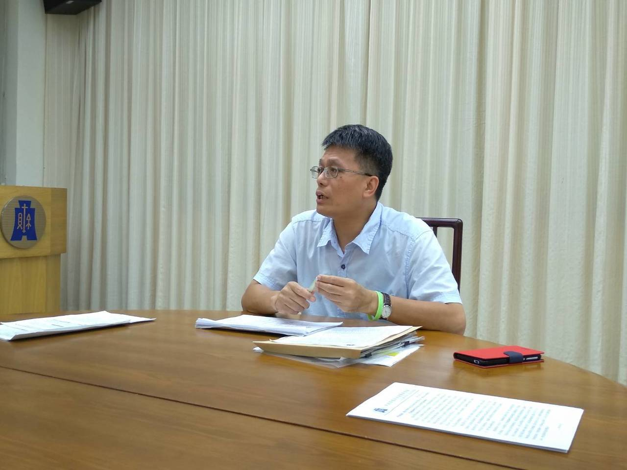 國產署副署長李政宗。攝影/翁至威