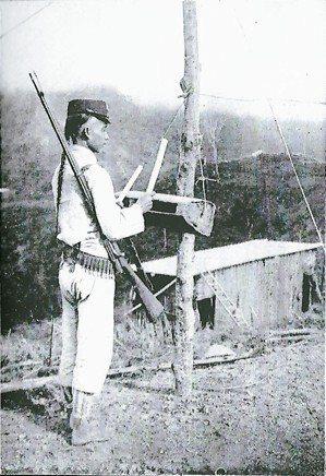 圖片來源:《台灣蕃族寫真帖》,台北:遠藤寫真館,1912。