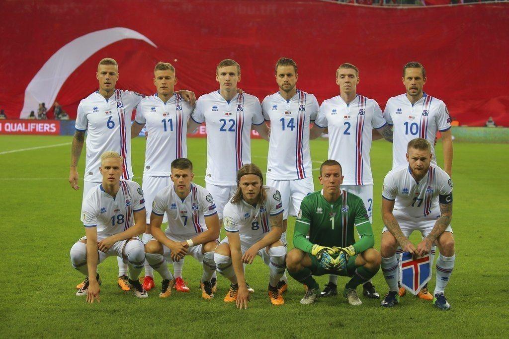 冰島闖進世足會內賽32強震驚全世界,本屆他們能踢多遠呢? 美聯社