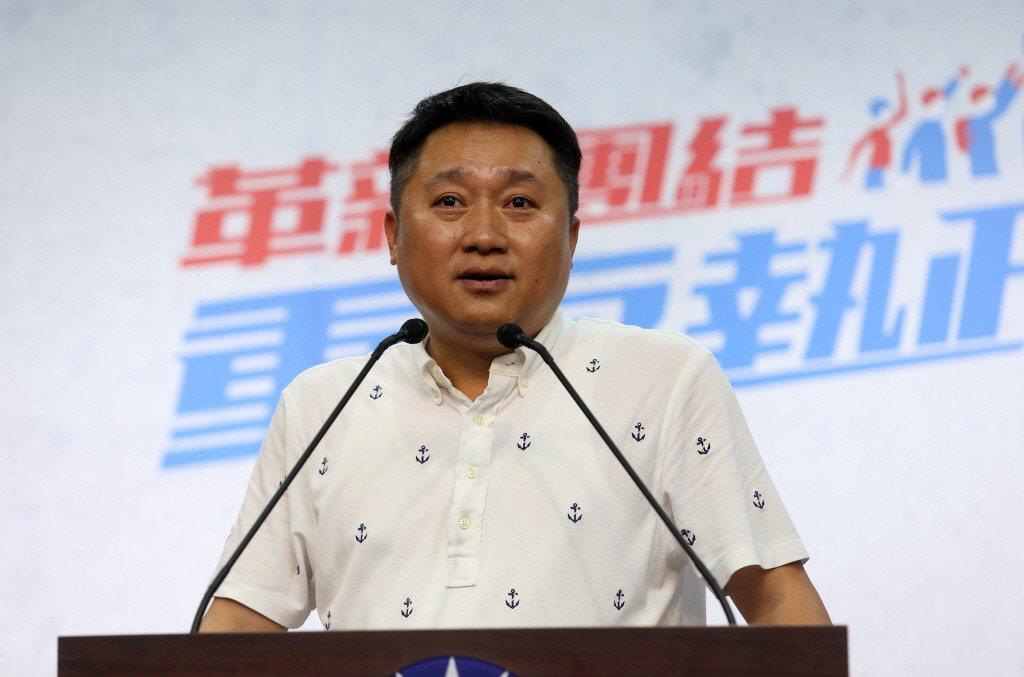 國民黨組織發展委員會主任委員李哲華。聯合報系資料照/記者曾吉松攝影