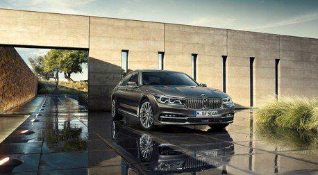 全新BMW大7系列創新旗艦版領航上市