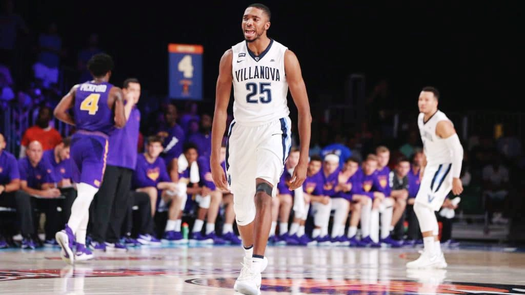 Mikal Bridges NBA