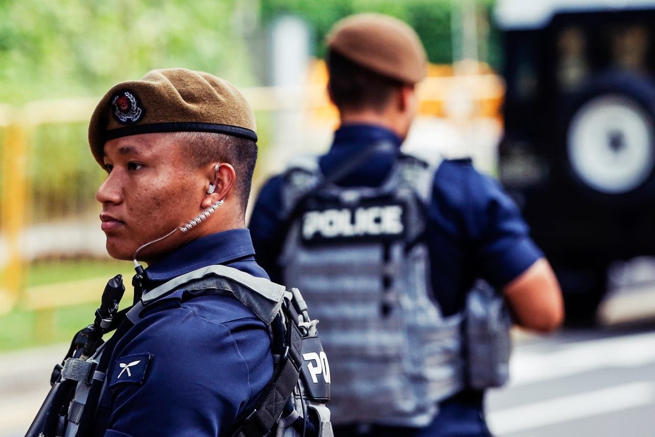 新加坡大手笔办峰会,其中占据预算一半的便是维安后勤费用,出勤人员更占了新加坡警方...