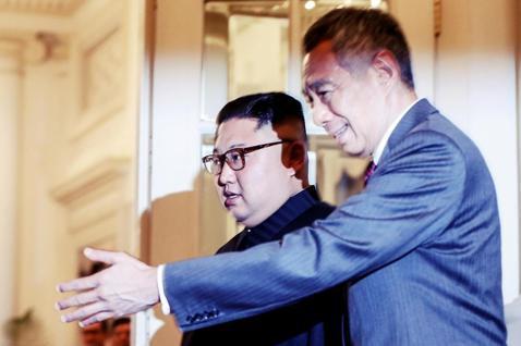 新加坡能成為世紀峰會的首選地,正是因為它廣結善緣所結的善果,包含與朝鮮的友善關係...