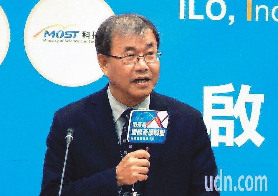 中山大學校長鄭英耀接任教育部長呼聲高。 聯合報系資料照片/記者徐如宜攝影