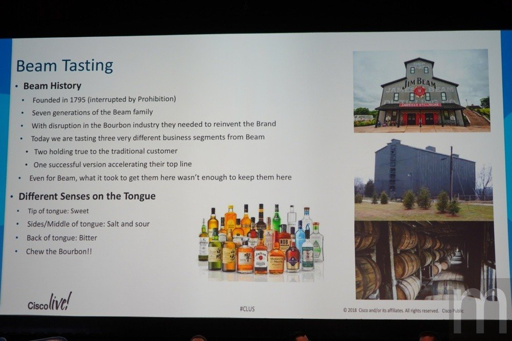 配合數位連網等物聯網技術應用,讓傳統威士忌酒廠能順利數位化轉型