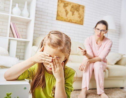 再怎麼煎熬,也不要在無形間把自己的煎熬悄悄地轉化為孩子的煎熬。