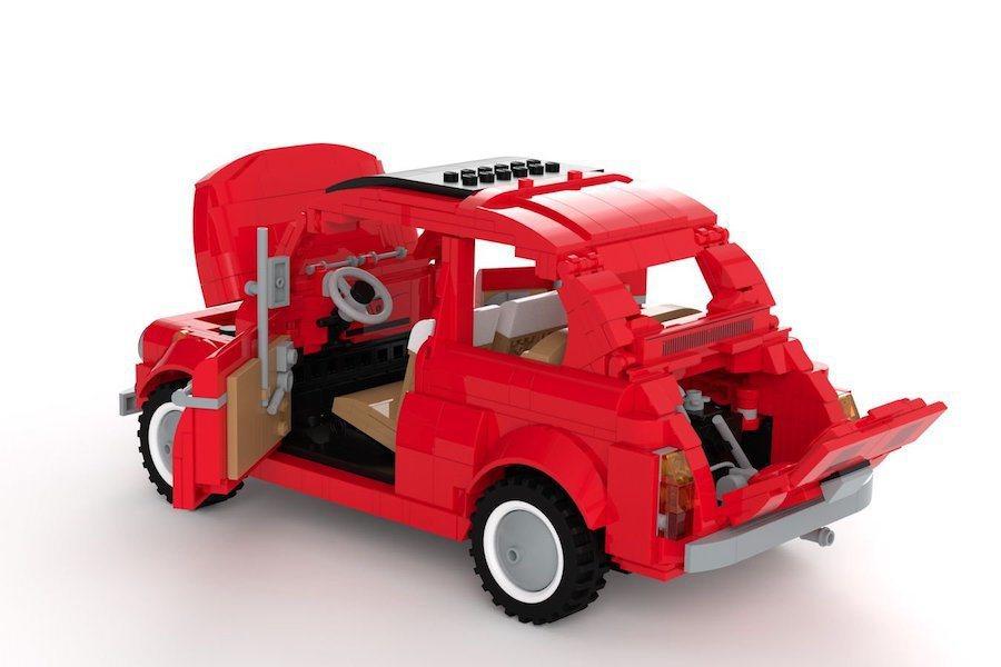 Lego提供