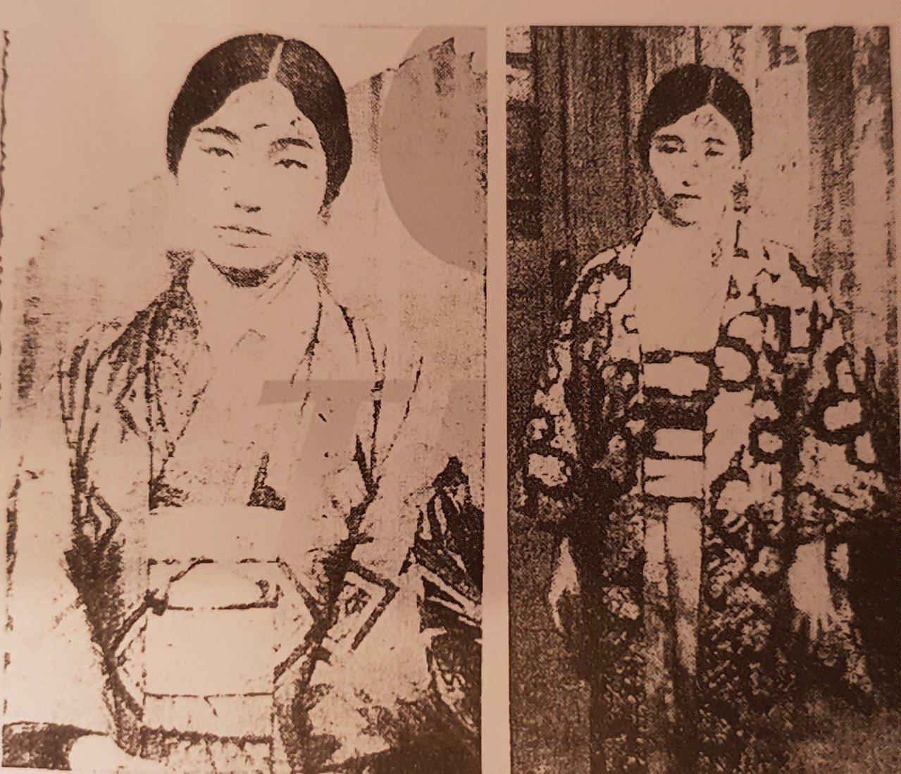 大森政壽是第一位考入台大並畢業的女學生。圖/玉山社提供