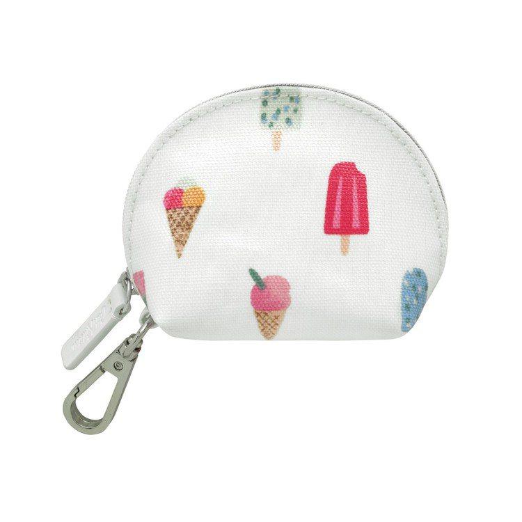 冰淇淋零錢包,680元。圖/Cath Kidston提供