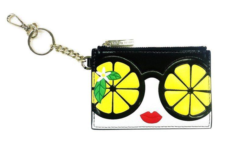 檸檬太陽眼鏡StaceFace零錢包,5,500元。圖/alice + oliv...
