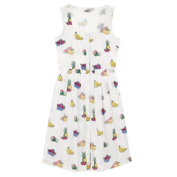 夏季水果洋裝,4,280元。圖/Cath Kidston提供