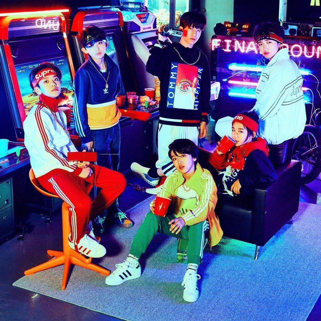JYP培訓新男團BOY STORY出道倒數。圖/環球提供