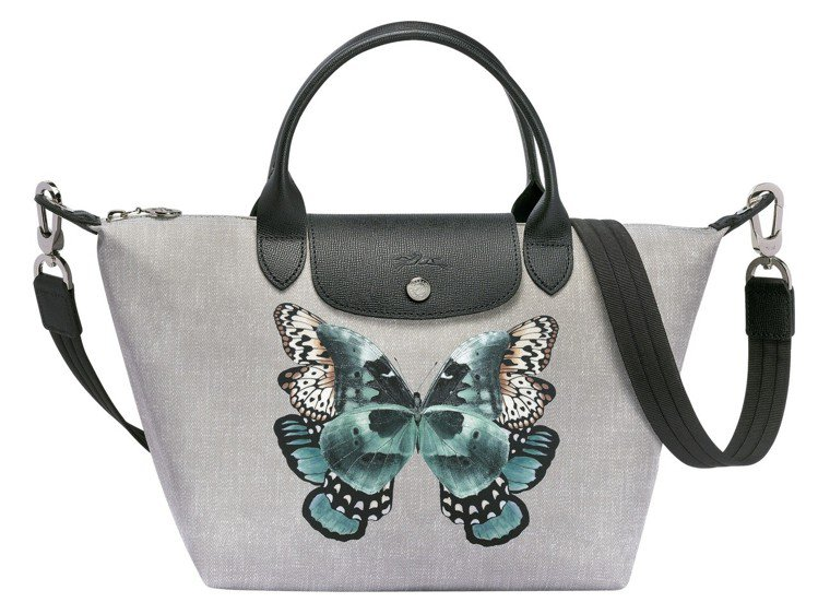 Le Pliage Papillon手提袋,售價7,200元。圖/LONGCHA...