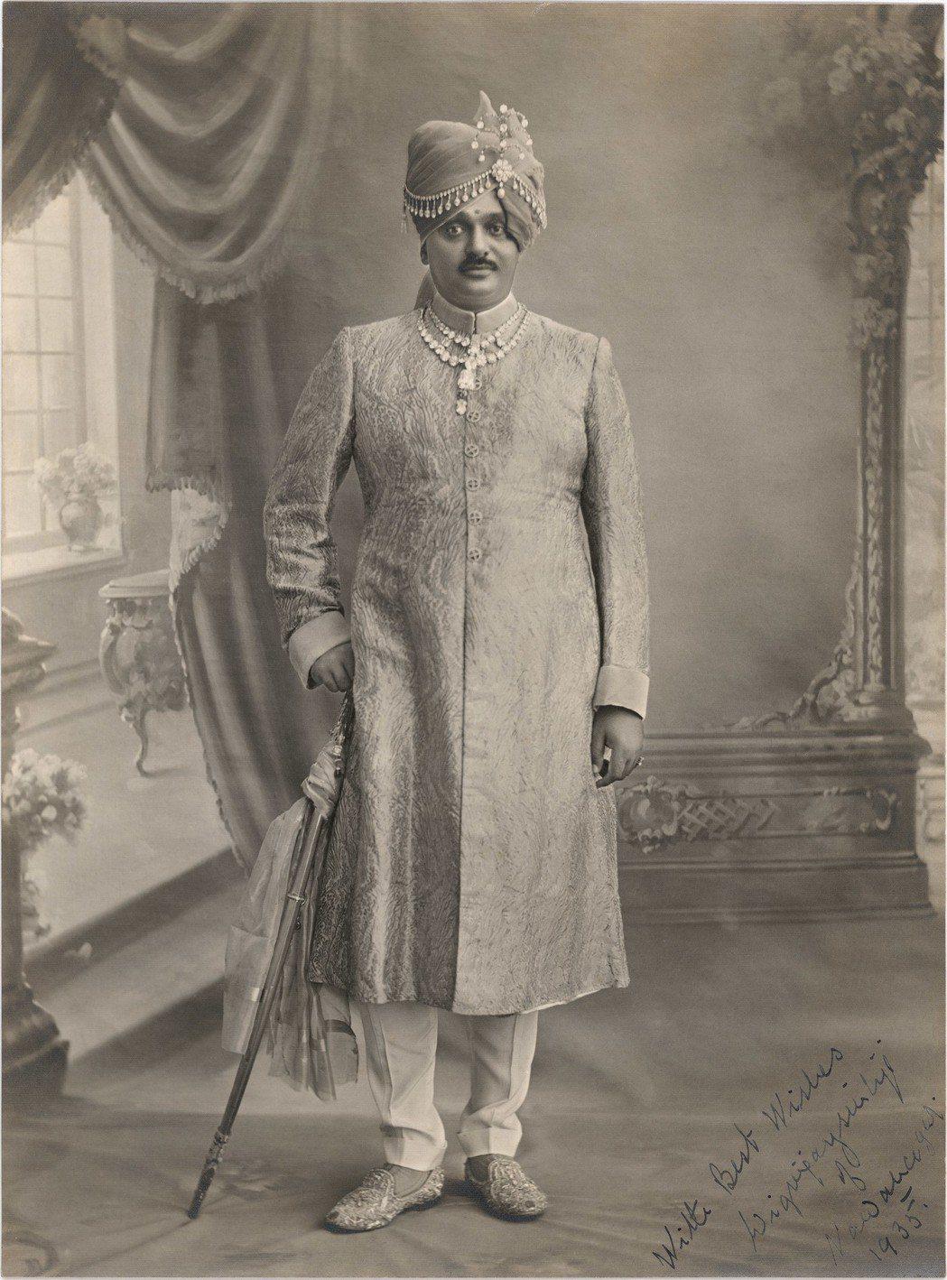 1931年,卡地亞為Maharaja of Nawanagar印度納瓦納嘉大君所...