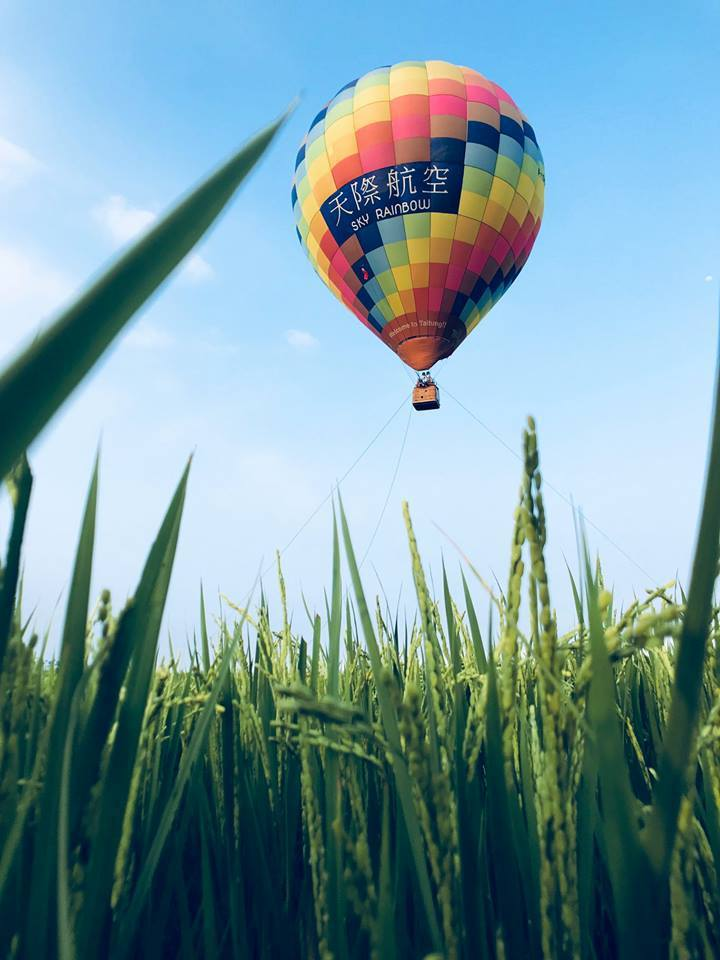 宜蘭熱氣球嘉年華採取現場排隊制。圖/摘自幸福冬山粉絲團