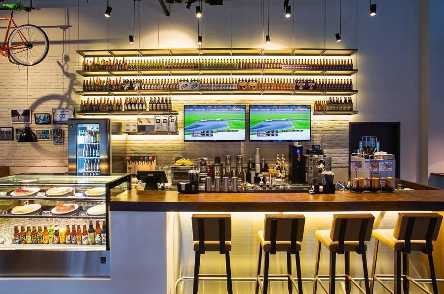 1Bite2Go Café & Deli在世足賽期間推出相關活動。圖/摘自1Bi...