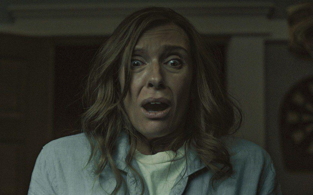 「宿怨」女主角東妮克莉蒂獻出「自殺式演出」。圖/傳影互動提供