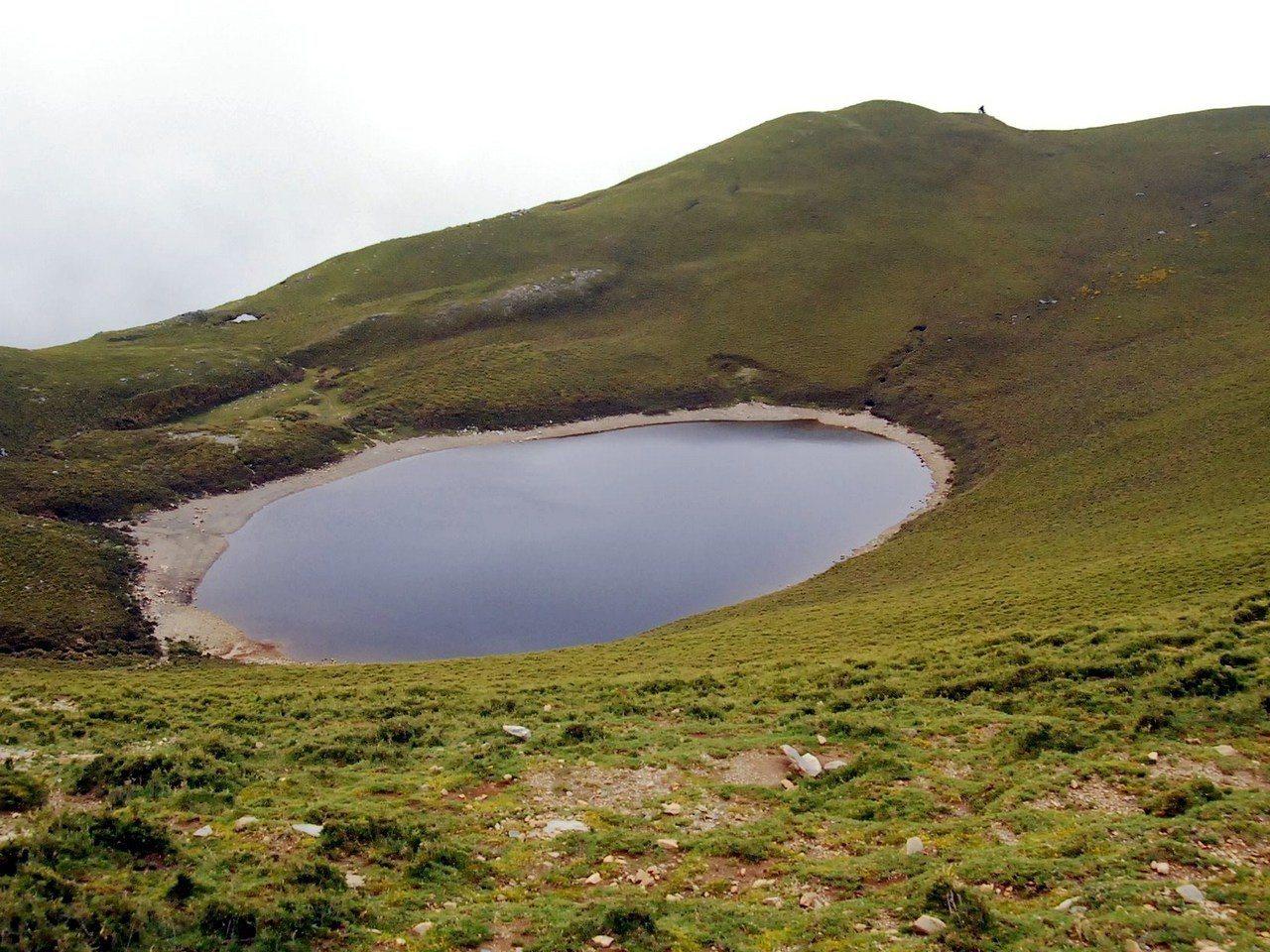 因應受西南氣流可能帶來豪雨影響,嘉明湖(如圖)國家步道 6月14日起20日止,實...
