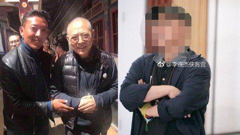 大陸媒體報導,「功夫皇帝」李連杰13日再次現身北京,前往某太極推廣單位擔任指導推廣工作。當天他穿著全身黑色勁裝,戴著已經幾乎是「標配」的鴨舌帽與眼鏡,看上去精神抖擻。李連杰顯然當天興致很好,還與工作...