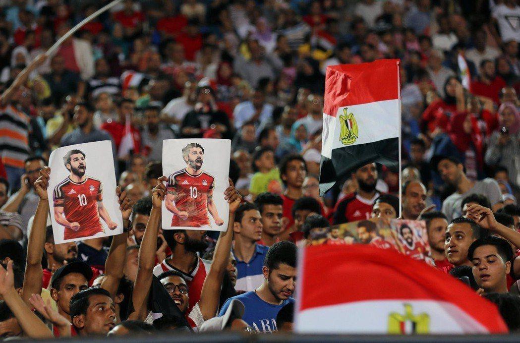 埃及周五戰烏拉圭 薩拉赫能否上場? 路透社