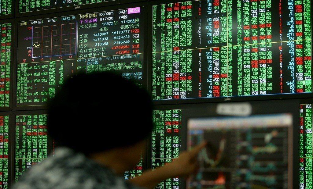 台股收盤指數為11,087.47點,上漲73.49點,成交量為1,899.77億...