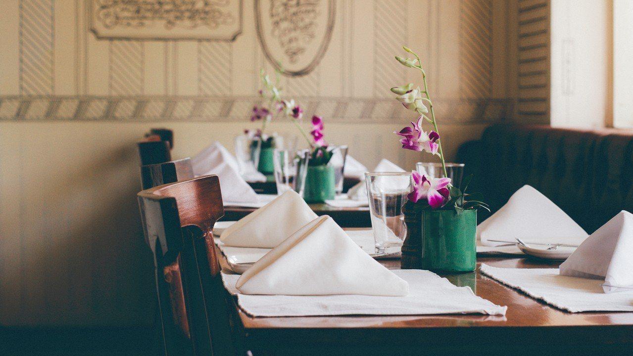 餐廳情境照,與內文無關。圖片來源/StockSnap.io