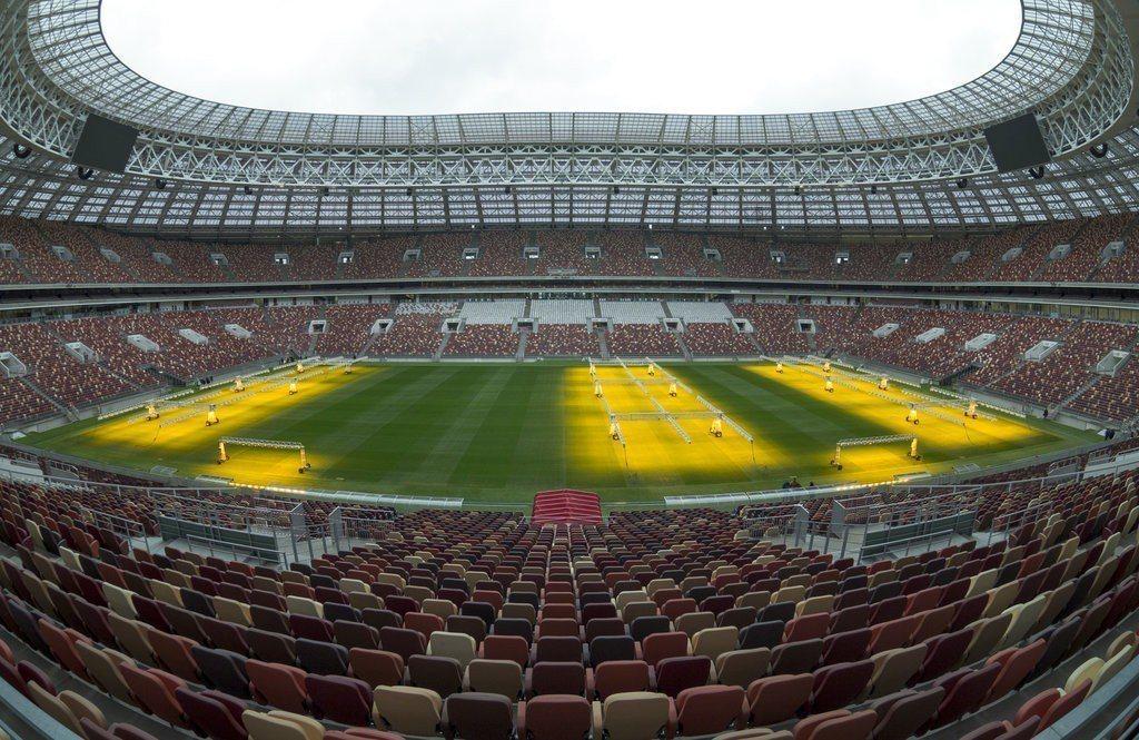 本屆世足在俄羅斯開踢,場地、環境與天氣對各國強權應不陌生,是很好發揮的時機,圖為...
